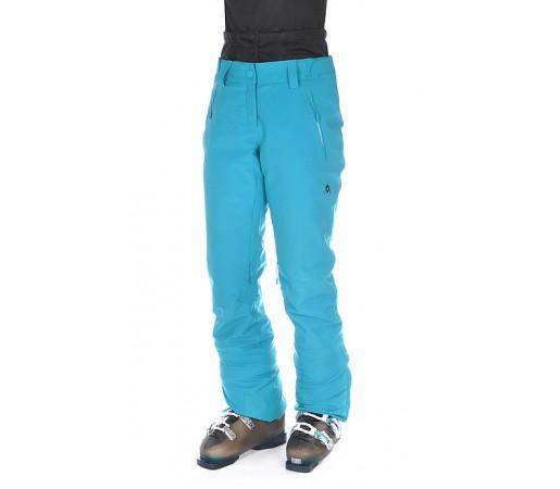 Pantaloni Schi si Snowboard Volkl Black Gold Turcoaz