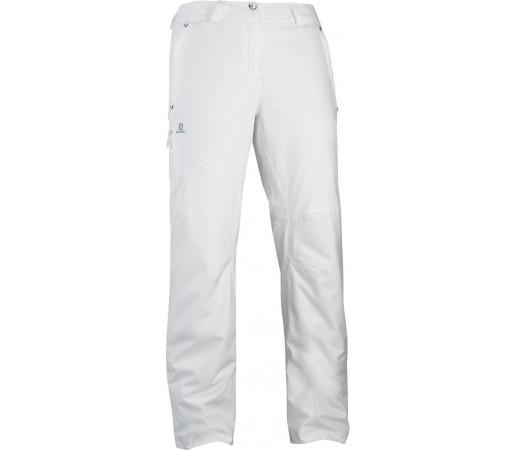 Pantalon ski Salomon Response W White