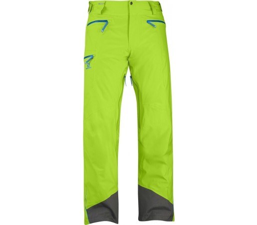 Pantalon Ski Salomon S-Line PACE Lime Green