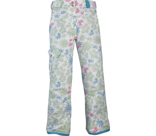 Pantalon Ski Salomon Sashay JR Pant Light Park Green