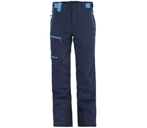 Pantaloni schi si snowboard Scott Ultimate Dryo Albastri