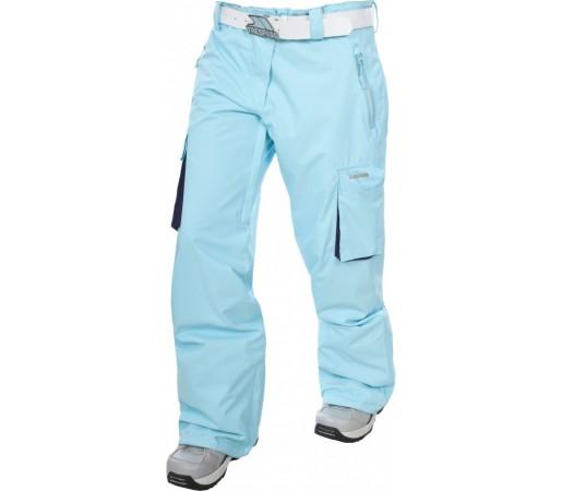 Pantaloni ski Trespass Superstar Blue Wave