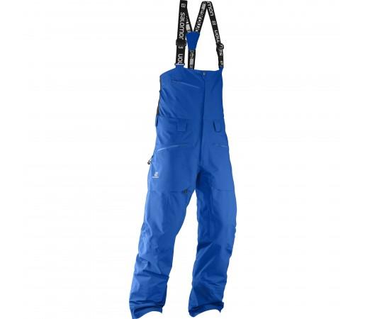 Pantaloni schi si snowboard Salomon M Qst Charge GTX 3L Albastri