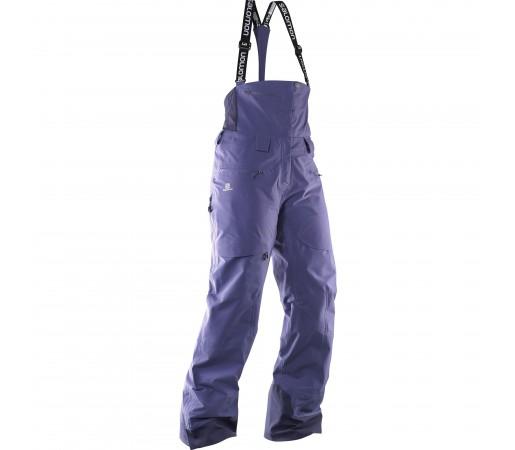 Pantaloni schi si snowboard Salomon W Qst Charge GTX 3L Gri