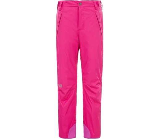 Pantaloni schi si snowboard The North Face G Freedom Insulated Roz