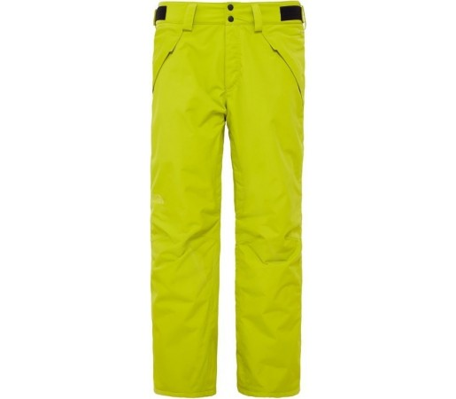 Pantaloni Schi si Snowboard The North Face M Presena Galbeni