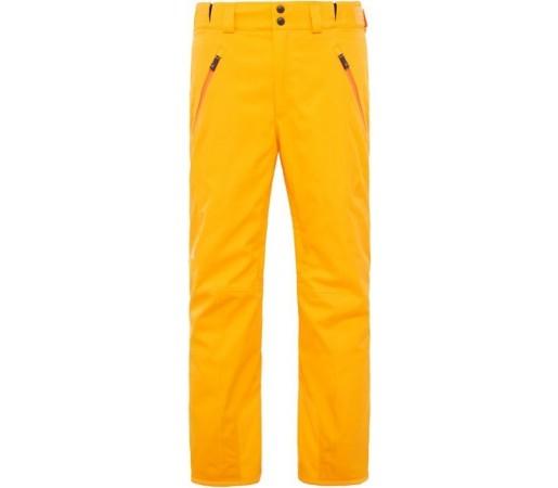 Pantaloni Schi si Snowboard The North Face M Ravina Portocalii