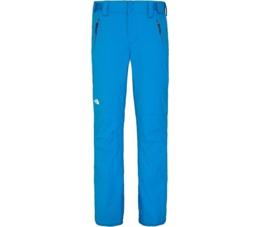 Pantaloni de Ski si Snowboard The North Face W Dewline Light Blue