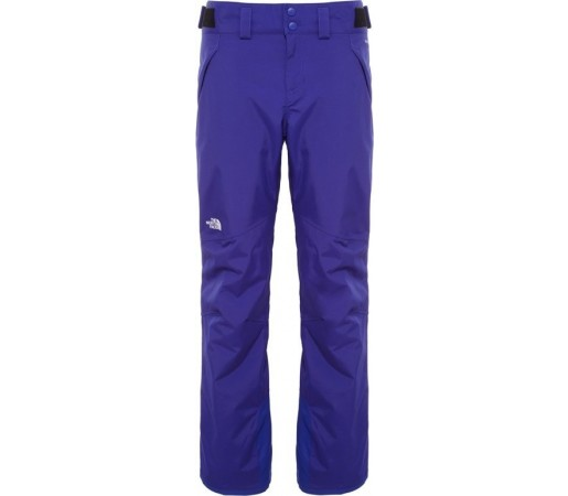 Pantaloni Schi si Snowboard The North Face W Presena Albastri