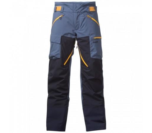 Pantaloni de schi si sowboard Bergans Hafslo insulated Albastru