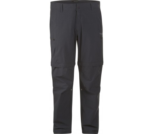 Pantaloni Bergans Imingen ZipOff Negru