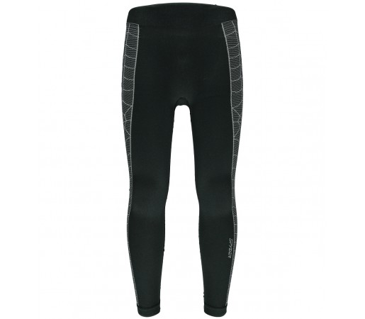 Pantaloni First Layer Spyder Skeleton (Boxed) Negru/Alb