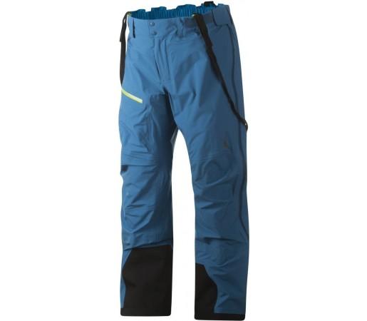 Pantalonii de ski Bergans Storen Albastru