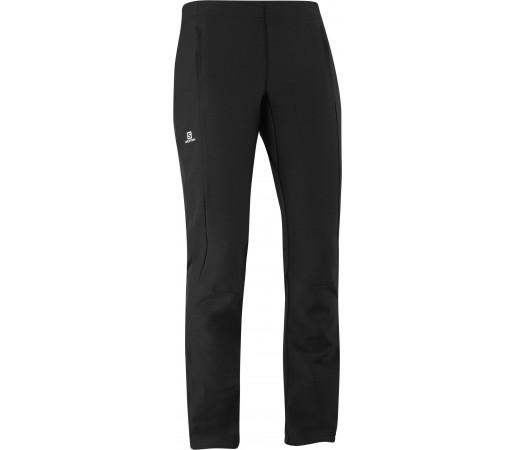 Pantaloni Salomon Momentum Softshell W Black
