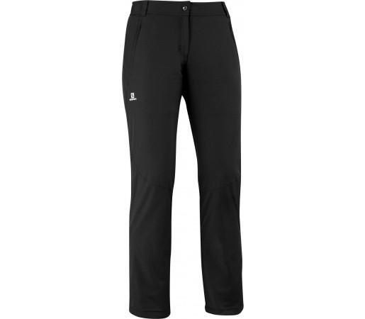 Pantaloni Salomon Nova Softshell Black