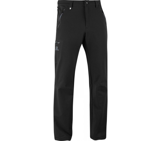 Pantaloni Salomon WAYFARER WINTER BLACK