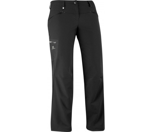 Pantaloni Salomon WAYFARER WINTER W BLACK
