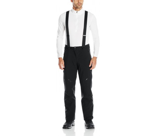 Pantaloni Schi si Snowboard Spyder Davos Negri