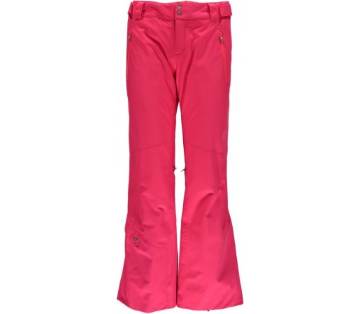 Pantaloni Schi si Snowboard Spyder The Traveler Tailored Fit Flirt Roz