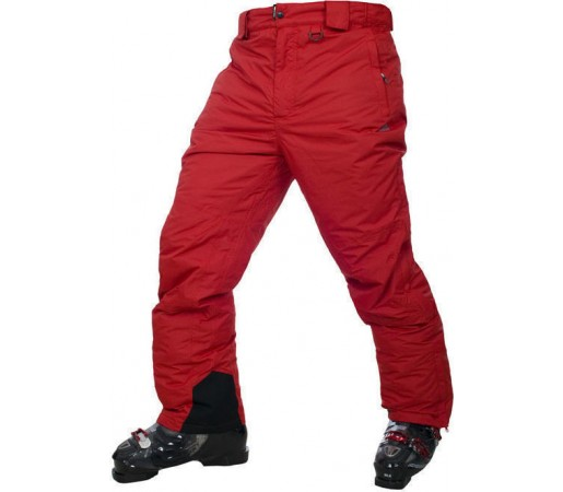 Pantaloni Ski Trespass Inlet Red