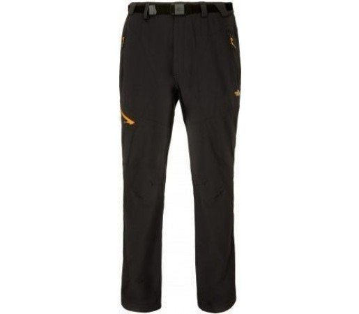 Pantaloni The North Face M Paseo Black- Zinnia Orange