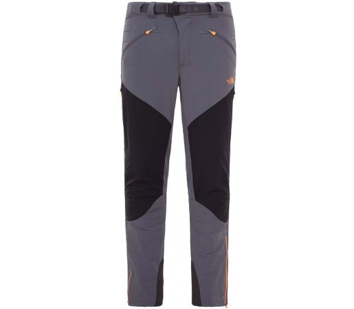 Pantaloni Schi si Snowboard The North Face M Winter Amped Gri