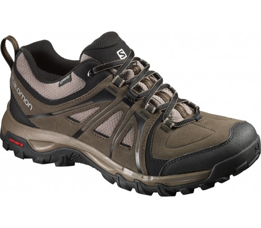 Incaltaminte Hiking Salomon Evasion Gore-Tex Maro
