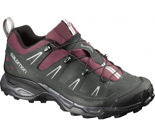 Incaltaminte Hiking Salomon X Ultra Ltr Negru/Visiniu