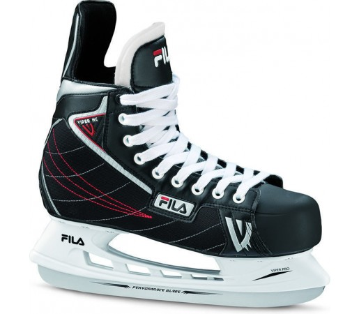 Patine Fila Viper Hockey Black