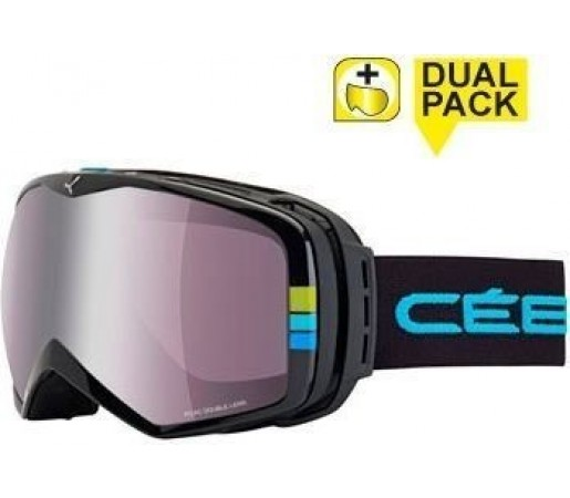 Ochelari Schi si Snowboard Cebe Peak Negri