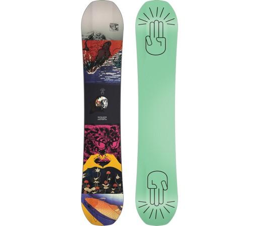 Placa Snowboard Bataleon Distortia 2016