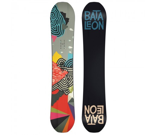 Placa Snowboard Bataleon Whatever 2016