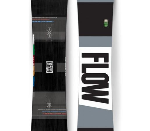 Placa Snowboard Flow Merc 2016