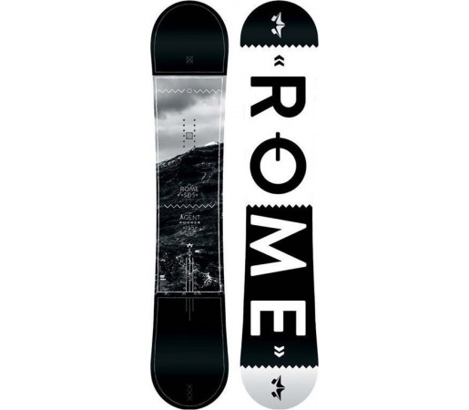 Placa Snowboard Rome Agent Rocker