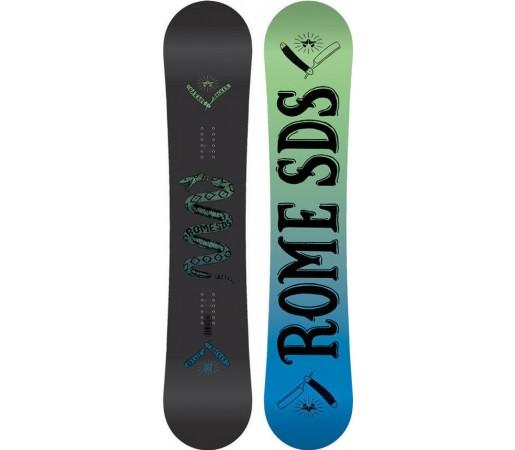 Placa Snowboard Rome Garage Rocker Midwide