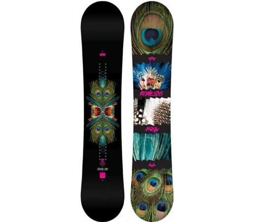 Placa Snowboard Rome Heist