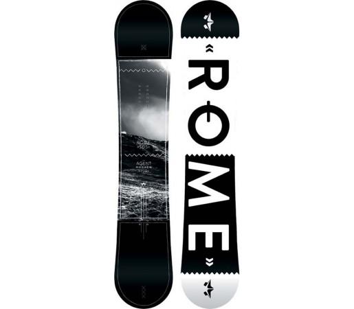 Placa snowboard Rome Agent Rocker 159