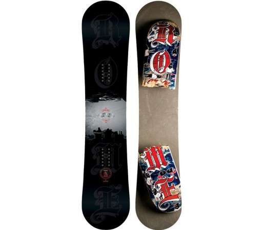 Placa snowboard Rome Shank 144