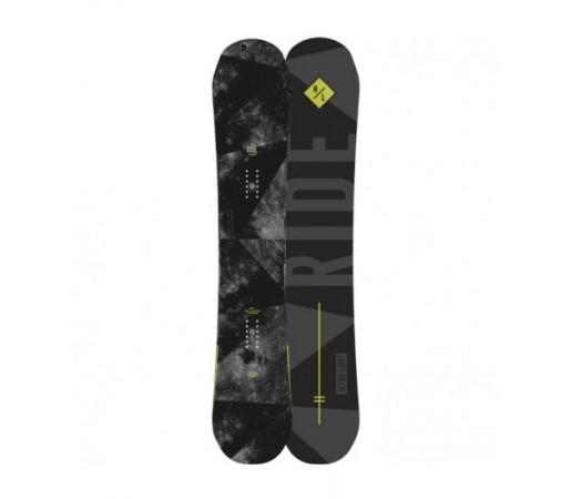 Placa snowboard Ride Highlife UL Neagra 2016