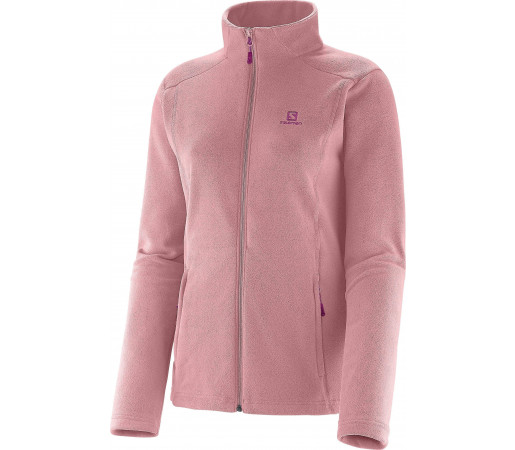 Polar Salomon Panorama FZ Midlayer W Pink