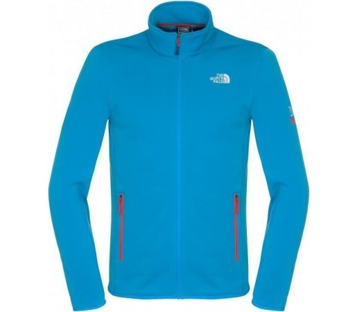 Polar The North Face Flux Power Stretch Fleece Blue