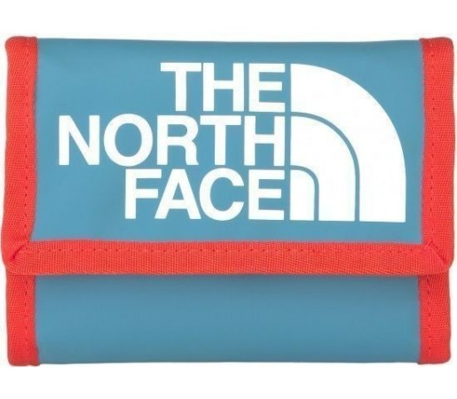 Portofel The North Face Base Camp Blue- Red