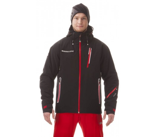 Geaca Schi si Snowboard Nordblanc POSTULATE Neagra