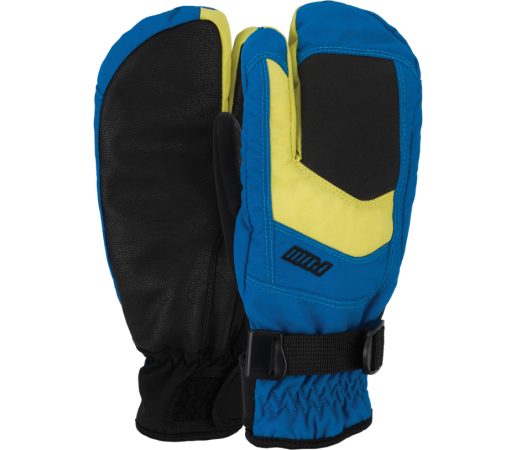 Manusi POW Index Jr Trigger Mitt Blue