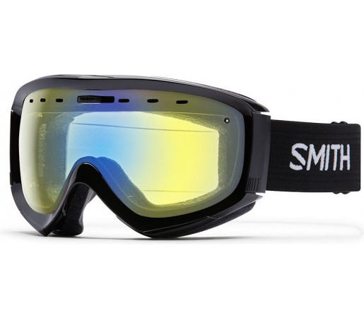 Ochelari de schi si snowboard Smith Prophecy OTG Negri/ Yellow SNS