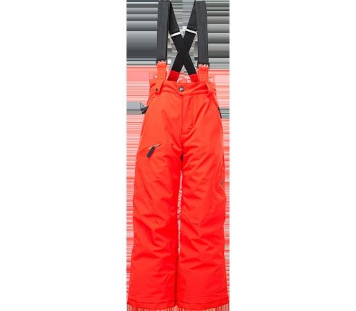 Pantaloni Ski Spyder Boy's Propulsion Rosu