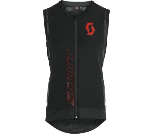 Protectie Scott Vest Actifit Pro Negru/Rosu