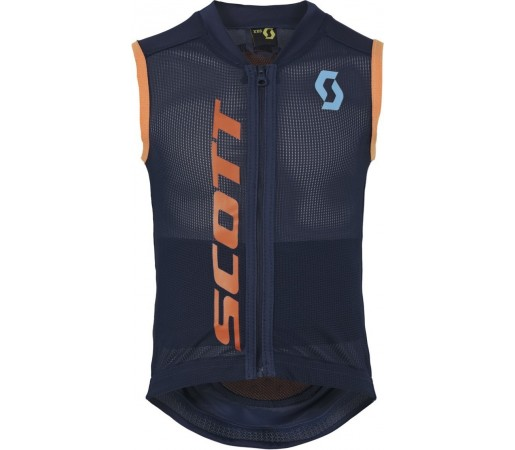 Protectie Scott Vest Junior Actifit Albastru/Portocaliu