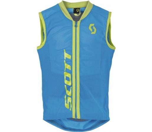 Protectie Scott Vest Junior Actifit Albastru/Verde