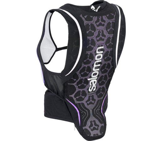 Protectie Spate Salomon Flexcell W Black - Purple
